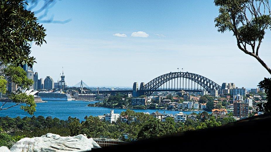 Sydney Harbour from Taronga. Mar 2019