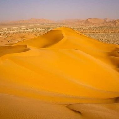 Sands of Oman.
