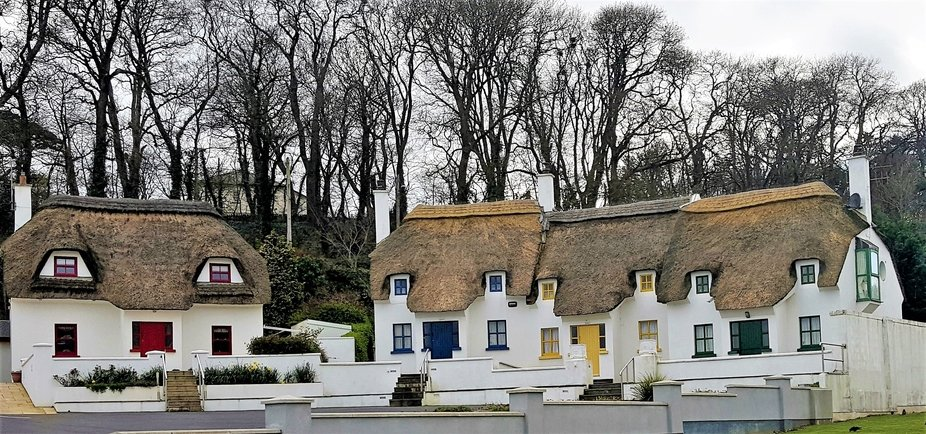 Dunmore East cottages