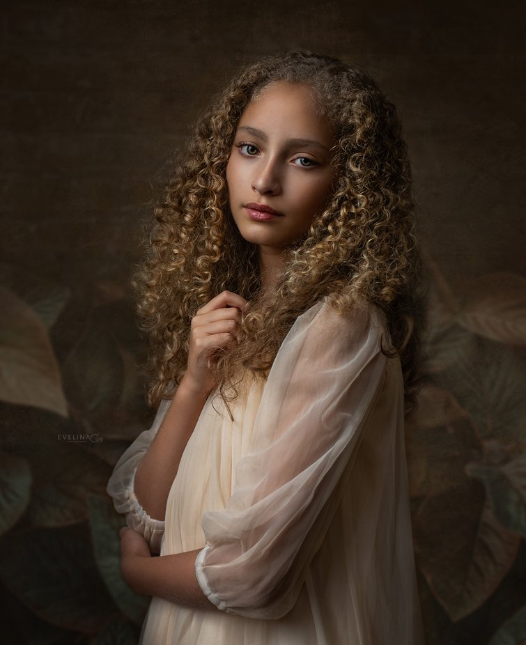 Natural light portrait by EvelinaEve_Photography - Portraits With Depth Photo Contest