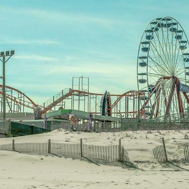 Amusement Park in Ocean City