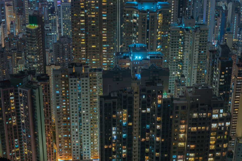 Hong Kong has one of the best skyline is one of my favorite cities in the world. This is a view o...