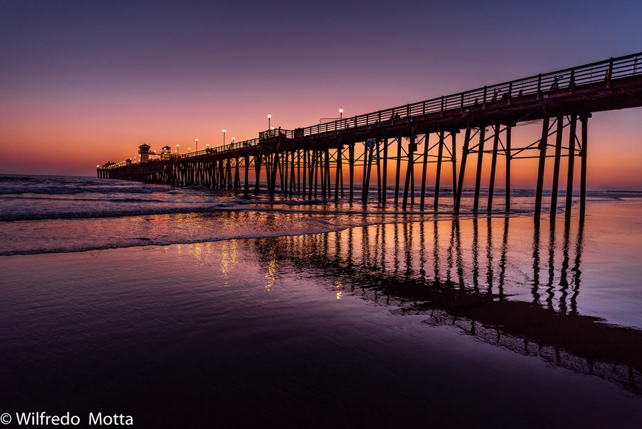 Goodnight Oceanside...
