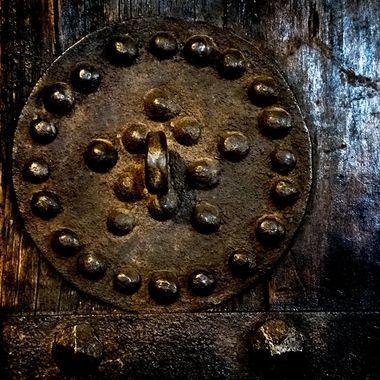 Antique Door Ornament