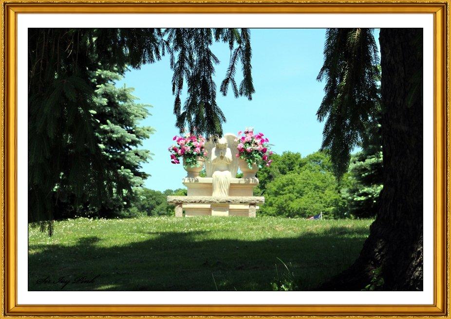 This was taken at Oakwood Cemetery, Troy N.Y. https://en.wikipedia.org/wiki/Oakwood_Cemetery_(Tro...