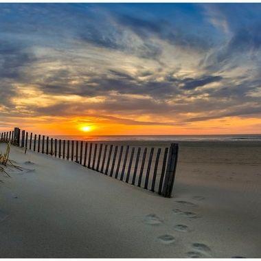 Surf City Sunrise 3-30-19