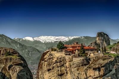 Monastery of Meteora.