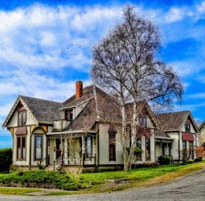 Port Townsend Victorian Home