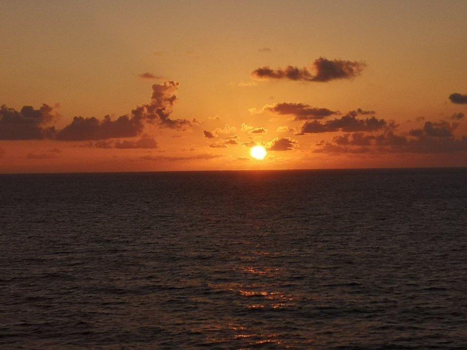 Sonnenuntergangstraum