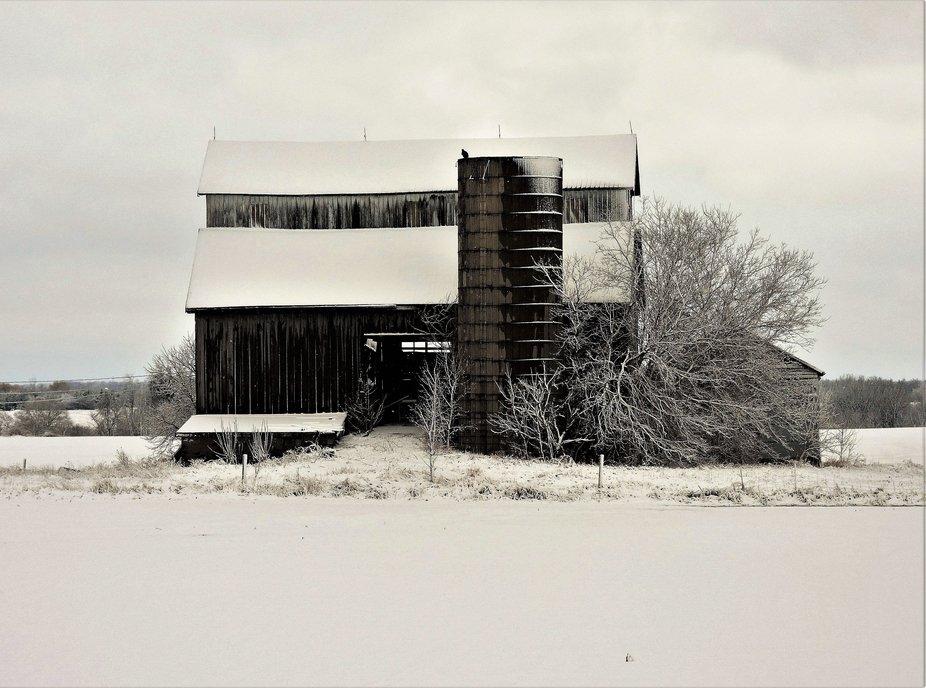Chippewa Barn