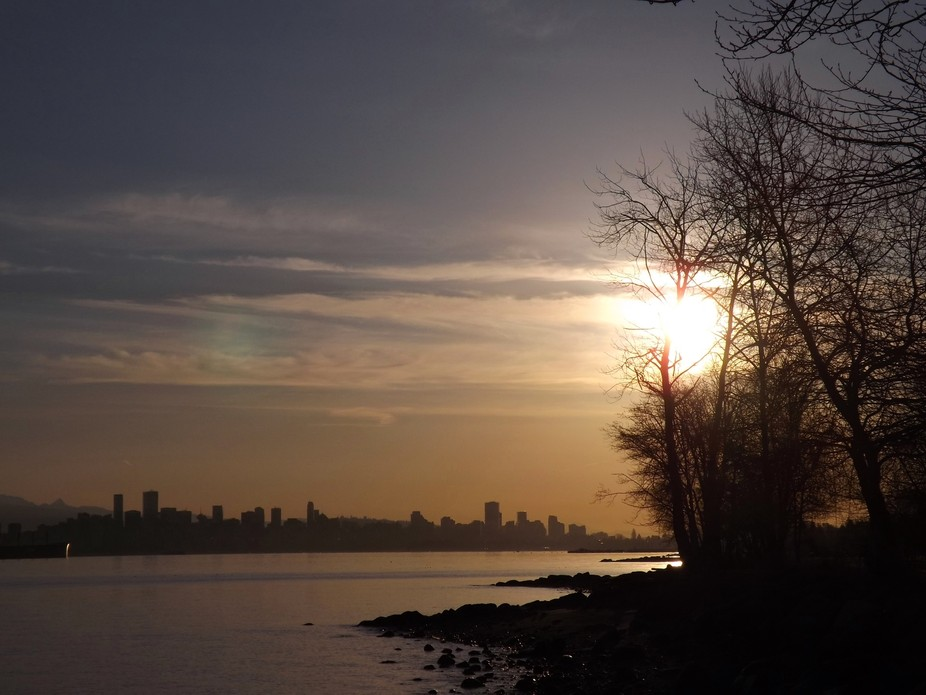 Shot from Spanish Banks