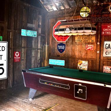 Billiards Anyone