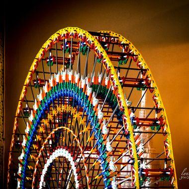 Detailed Ferris Wheel
