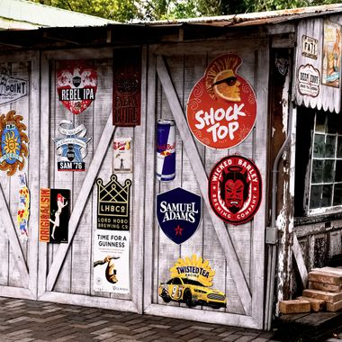 Sign Shed