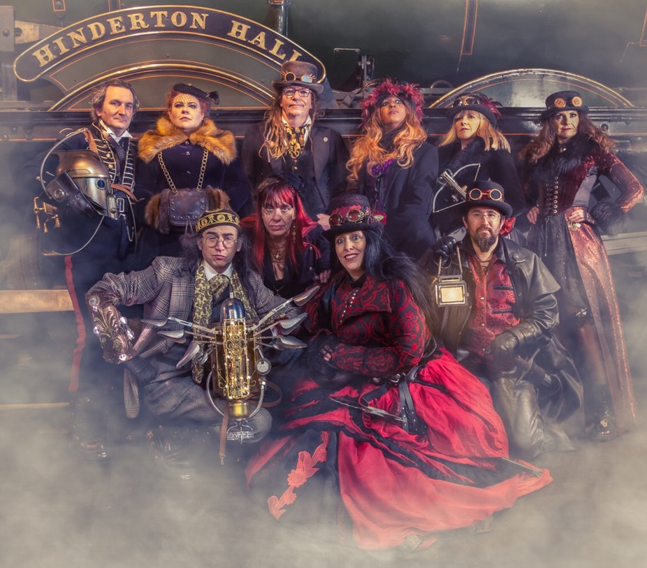 Steampunk Party!