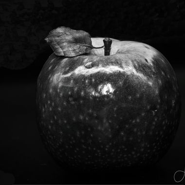 The Beauty of Black and White - Apple