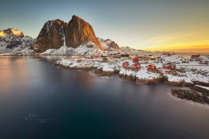 Hamnoy by rafcio76 - Image Of The Month Photo Contest Vol 44