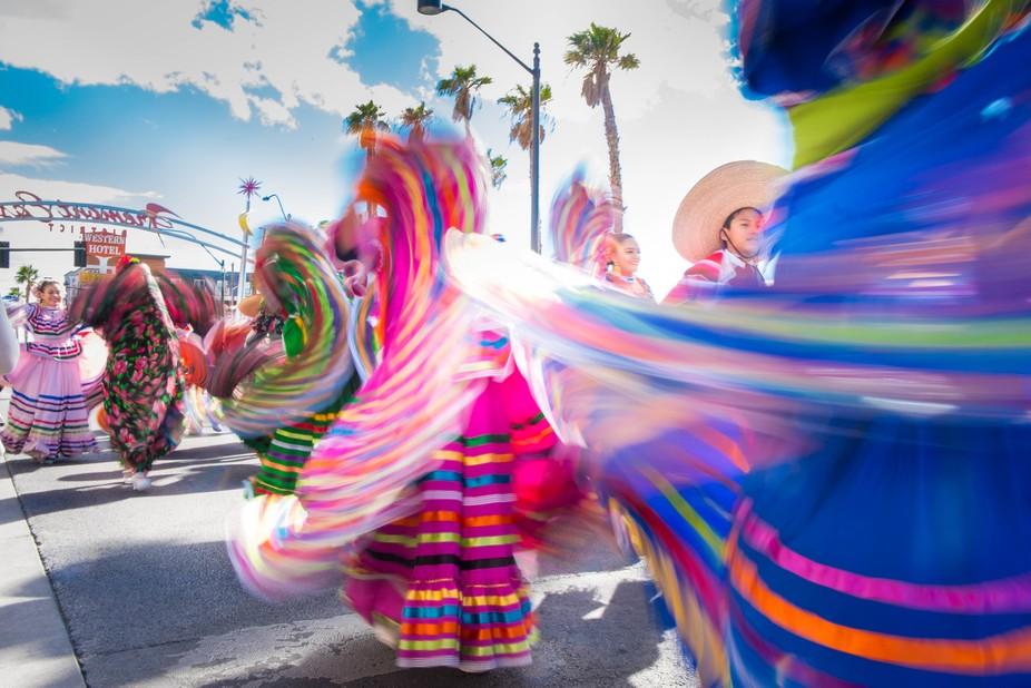 Street Fiesta  - Las Vegas Feb 2019