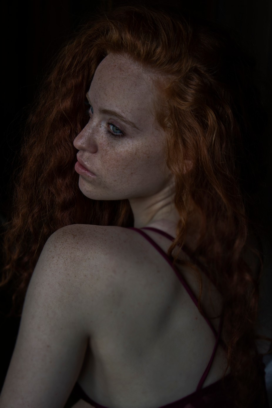 Freckled  by liaekaiteudo - Image Of The Month Photo Contest Vol 44