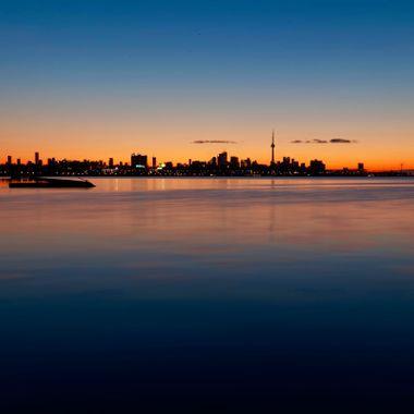 Toronto Dawn