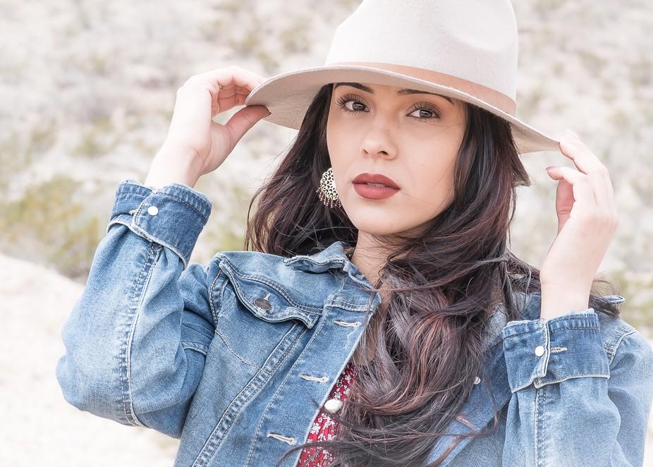 Model: Emily Ochoa