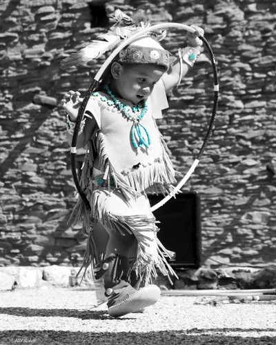 young one learning tradition