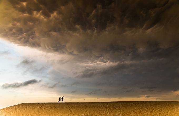 The sky has fallen by KevinRussellPhotography - Image Of The Month Photo Contest Vol 44