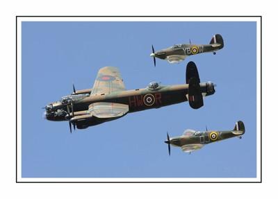 BBMF (Battle of Britain Memorial Flight)