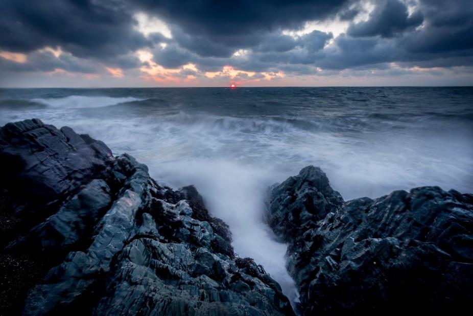 Greystones Coastal Sunrise