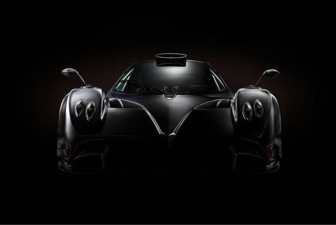 Fine art photo of the Pagani Zonda R done on location using the FDL technique.  by sarelvanstaden - Image Of The Month Photo Contest Vol 44
