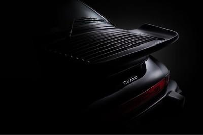 Porsche 911 Turbo fine art photo.