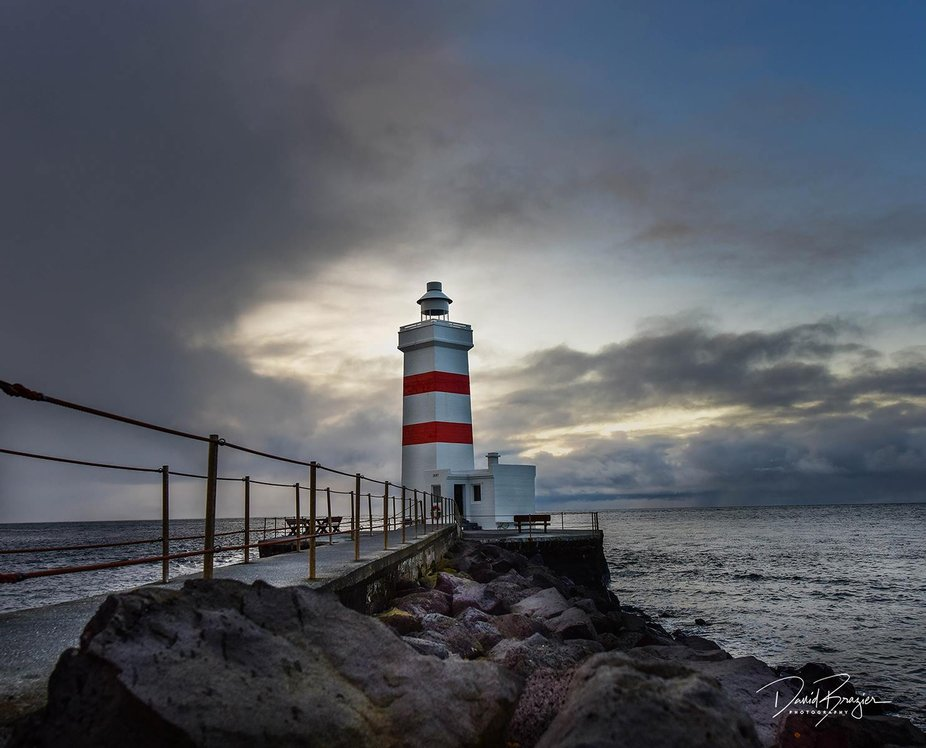 Gardur Lighthouse Iceland