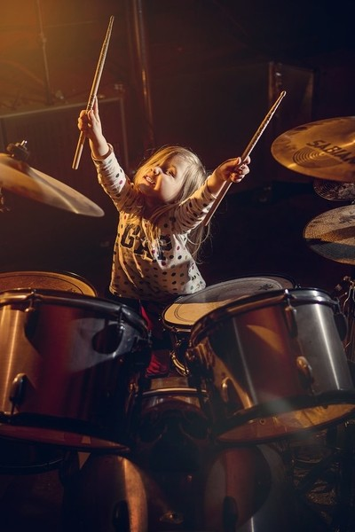 Wells On Drums