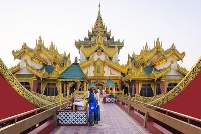 Kandawgyi pagoda