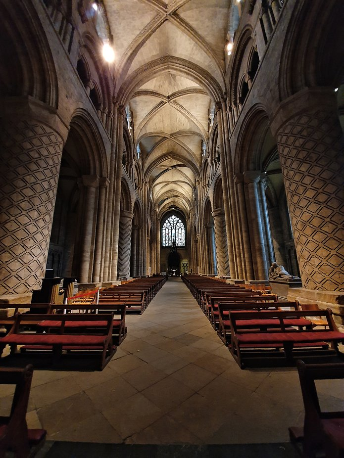 Recently  Durham Cathedral opened up  to allowing photographs inside so i just had to pay a visit