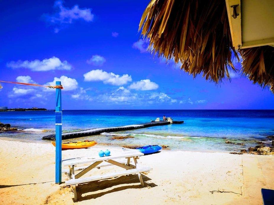 Ein Traum von Insel Bonaire