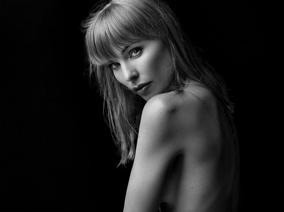 Model: Ingvill McGillivray-Birnie  Photographer: Gary McGillivray-Birnie  HMUA: Ingvill McGillivr...