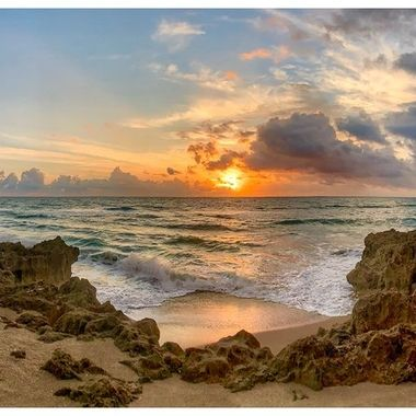 Hutchinson Island sunrise 4-8-19