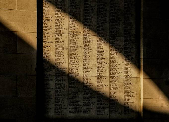 Flanders Field remembering