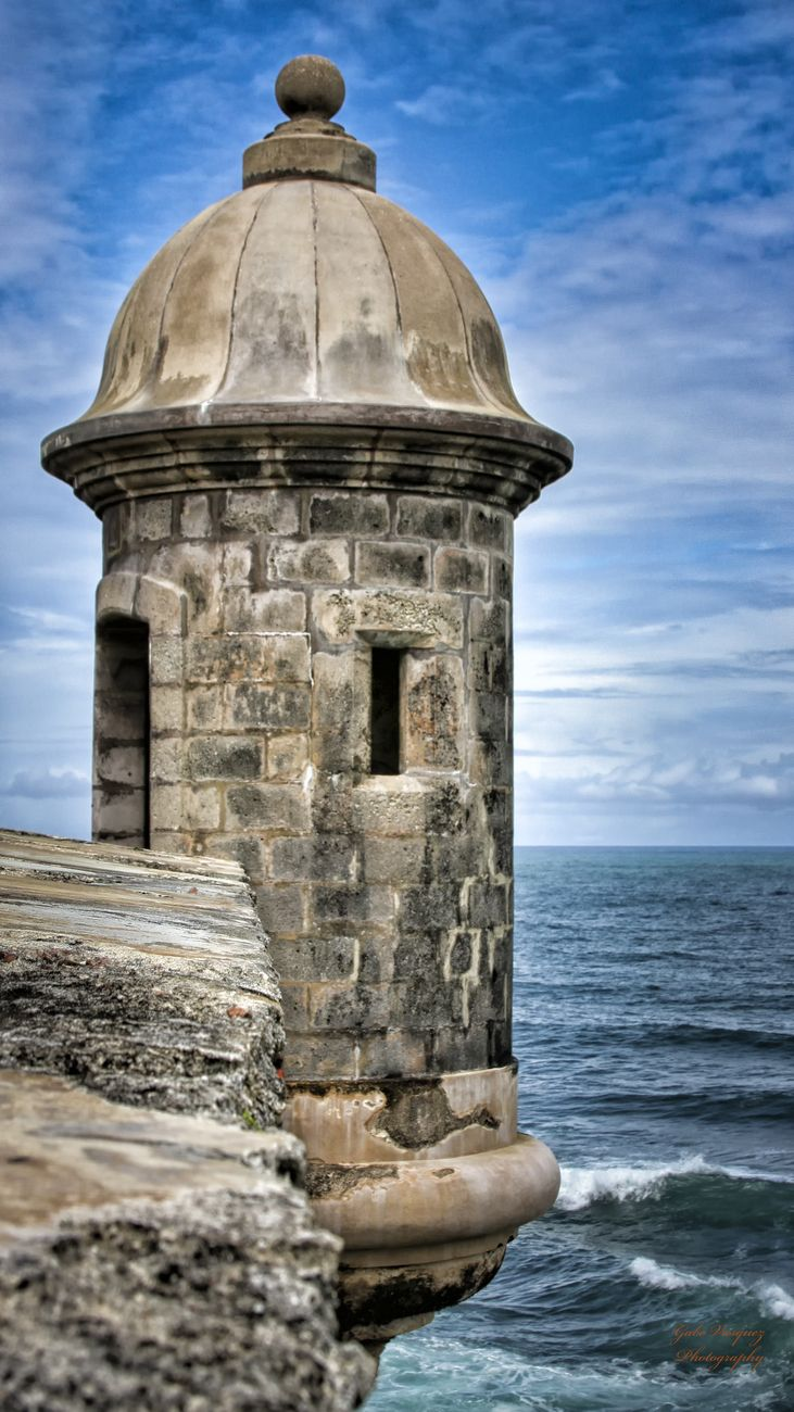 Sentry Tower San Juan PR