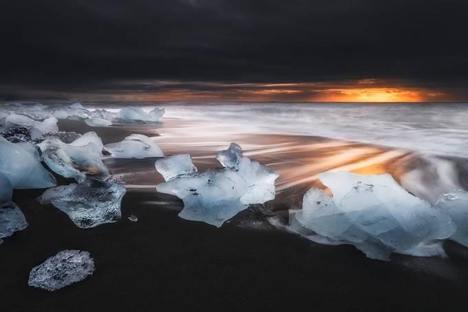Ice Diamonds by pawelklarecki - Image Of The Month Photo Contest Vol 44