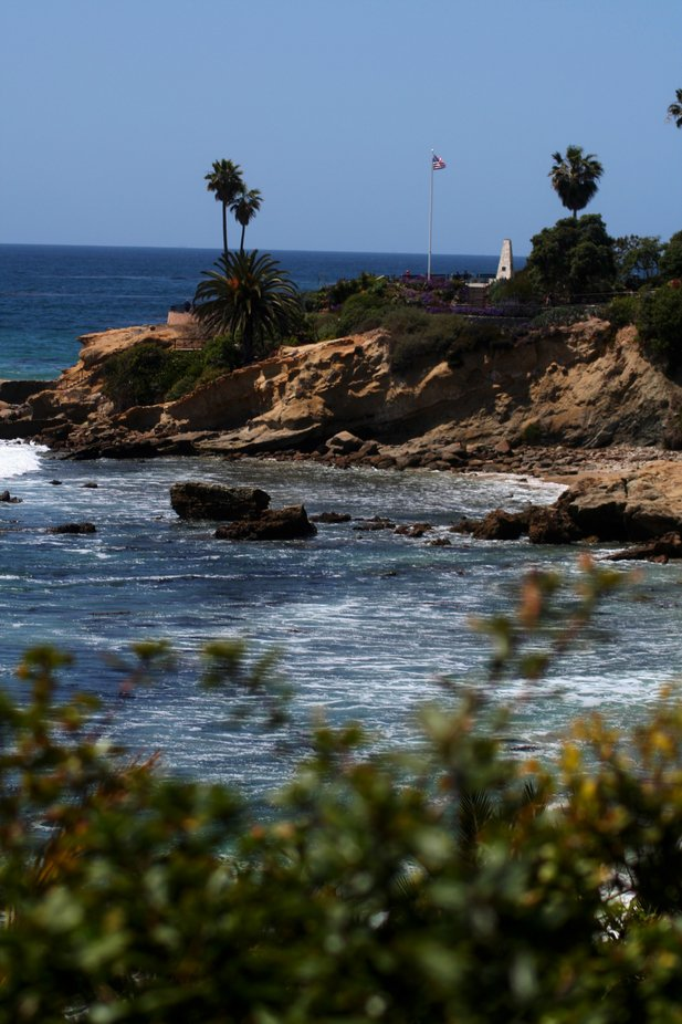 One of my favorite places to go and hang out is Laguna Beach California