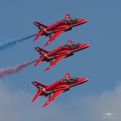 9-4-19 Red 1 Martin Pert, Red 3 Mike Bowden, Red 5 Steve Morris