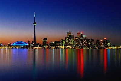 Stunning City of Toronto Canada