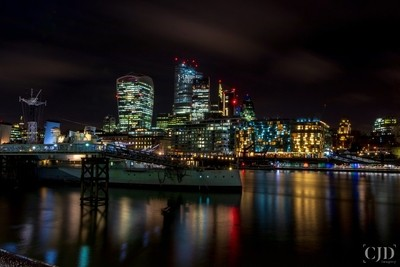 City Lights, London Nights