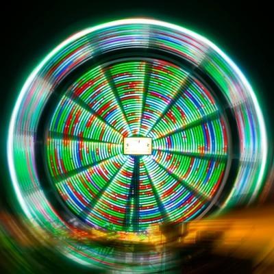 Mesmerizing Farris Wheel