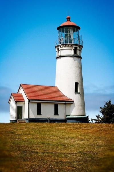 Cape Blanco Lighthouse, Oregon Coast