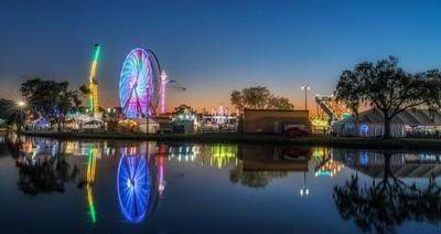 Panorama of Fair