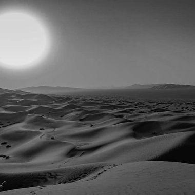 Oman dunes.