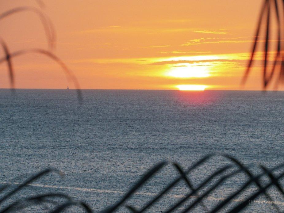St Lucian Sunset II